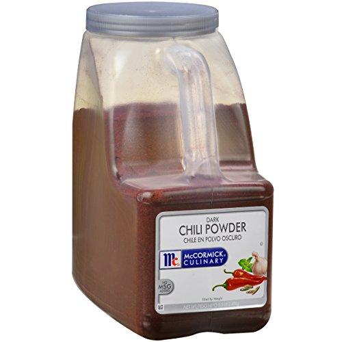 McCormick Culinary Dark Chili Powder, 5.5 lbs