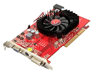 Amazon.com: VisionTek ATI Radeon HD 3650 1 GB DDR2 AGP Graphics ...