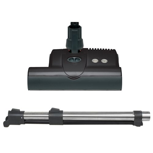Sebo ET-1 Powerhead w/Wand for Central Vacuum Black