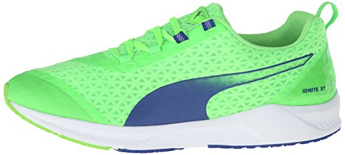 PUMA-Mens-Ignite-XT-Filtered-Running-Shoe-Green-GeckoSurf-The-Web-105-D-US