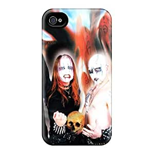 Iphone High Quality Tpu Case/ Lullacry Band DcF1472SEJq Case Cover For Iphone 4/4s