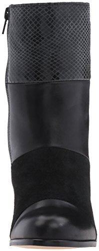 Muse & Nuage Womens Miracle Western Boot Noir