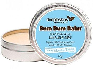Dimpleskins Bum Bum Balm Diaper Salve (30g) by Dimpleskins Naturals