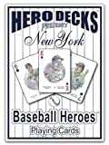 New York Baseball Heroes (AL) : Playing Cards, , 0974724483