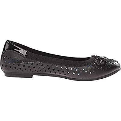 Vionic Women's Spark Surin Ballet Flat - Ladies Flats with Concealed Orthotic Arch Support