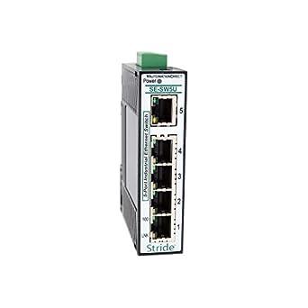 Automation Direct | SE-SW5U | 5-Port Industrial Ethernet Switch