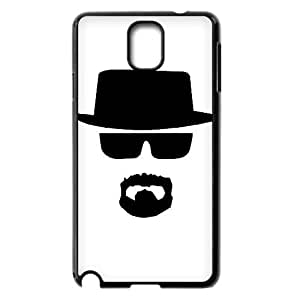 Custom Samsung Galaxy Note 3 N9000 Case, Zyoux DIY Cheap Samsung Galaxy Note 3 N9000 Cell Phone Case - Heisenberg