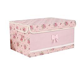 GAMT Home Essential Organizers Storage Box Multifunction Thickened Storage Boxes House Organization Pink