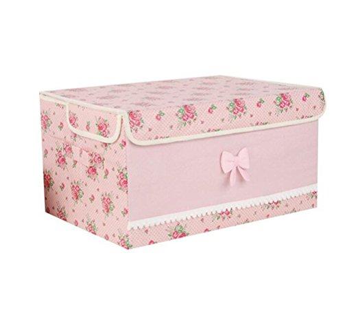 UPC 759218428617, GAMT Home Essential Organizers Storage Box Multifunction Thickened Storage Boxes House Organization Pink