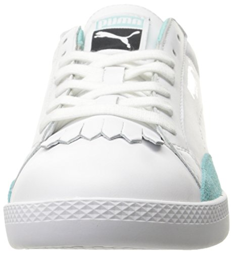 Match Puma Sneaker Lo Women's Wn's Reset White aruba Blue Fashion RwnZxv6aw