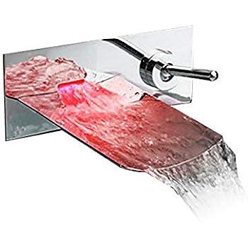 Lightinthebox Widespread Waterfall Bathtub Mixer Taps Bath