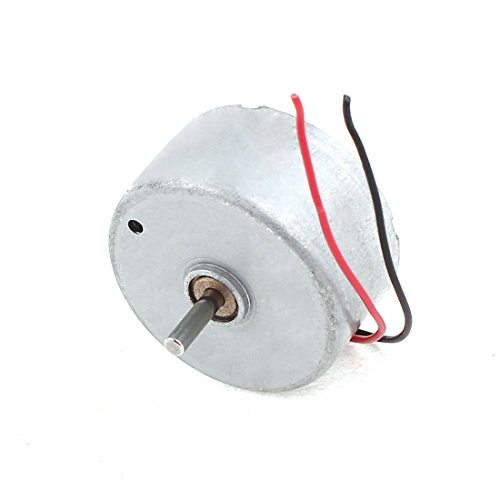 Uxcell Solar Powered Start Low Voltage 3V 5000RPM Micro DC Motor RF300