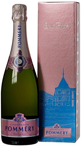 Pommery Brut Rosé Champagner mit Geschenkverpackung (1 x 0.75 l)