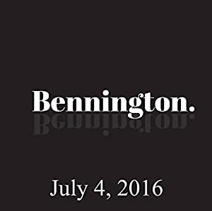Ron Bennington Archive, July 4, 2016 Radio/TV Program