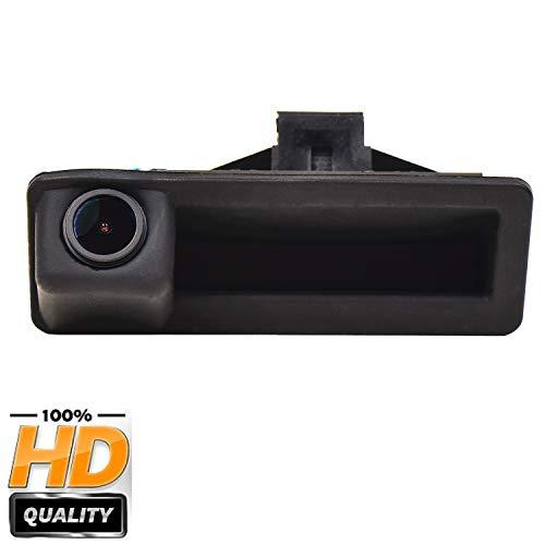 (Reversing Camera Integrated in Trunk Handle Rear View Backup Camera for BMW X5 X1 X6 E39 E53 E82 E88 E84 E90 E91 E92 E93 E60 E61 E70 E71 E72)