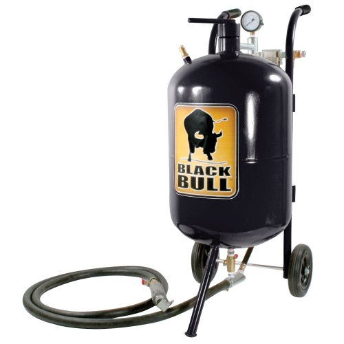 Buffalo Tools SB10G 10 Gallon Abrasive Blaster by Black Bull