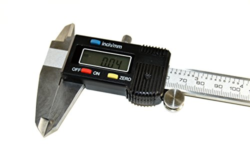 Science Purchase Steel 6 Inch Digital Caliper With Extra