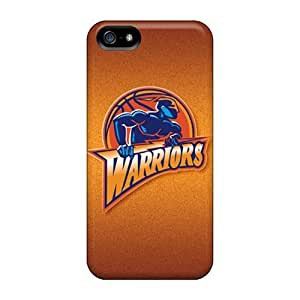 Iphone 5/5s VoH9060acPn Provide Private Custom Realistic Golden State Warriors Pictures Shockproof Hard Phone Cover -LauraAdamicska by icecream design