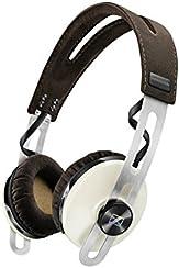 Sennheiser Momentum 2.0 ON-EAR Wireless - Auriculares de diadema cerrados inalámbricos (BT APTX / NFC, cancelación de ruido), color marfil