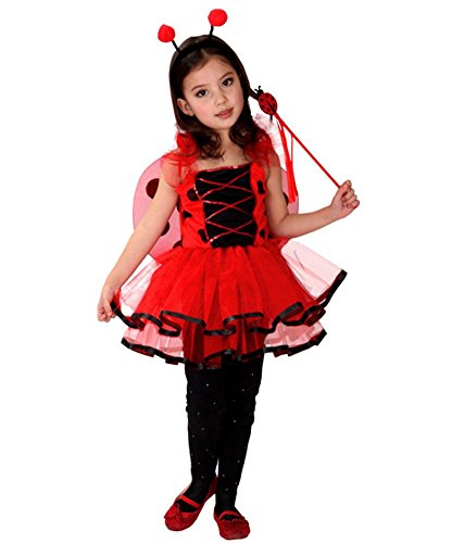 Halloween Costumes For Kids Girls 9 And Up.Kalanman Kids Girls Deluxe Halloween Dress Up Theme Party