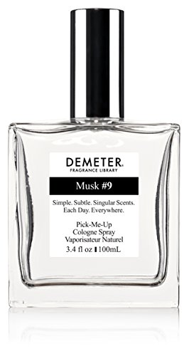 Demeter 3.4oz Cologne Spray - Musk #9