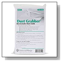 Dust Grabber Magnetic Dusting Cloth - 4 Pack
