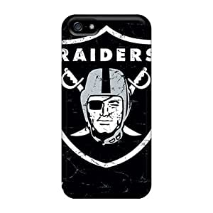 Faddish Phone Oakland Raiders Case For Iphone 5/5s / Perfect Case Cover