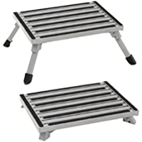 Stromberg Carlson Product PA-100 Aluminum Folding Platform Step by Stromberg Carlson