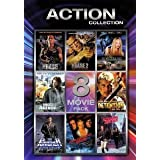 Action Collection: Volume 1 - 8 Movie Pack (The Base, The Base 2, On the Borderline, Hidden Agenda, Detention, The Punisher, Diplomatic Siege, Extreme Justice) by Dolph Lundgren