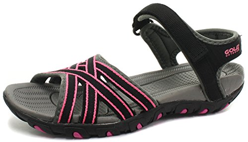 Gola Outdoor Safed Womens Walking Sandals, Size 7