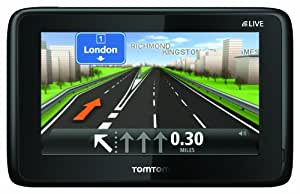 """TomTom GO LIVE 1005 World - Navegador GPS (Handheld/Fixed, Interno, All Europe, Australia, Canada, New Zealand, South East Asia, Southern Africa, USA, 127 mm (5 """"), 480 x 272 Pixeles, 16 (importado)"""