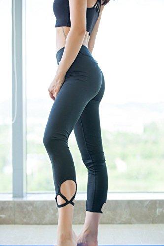 HaiDean Mujer Sujetadores A Prueba De Golpes Correa De Hombro Fija Carta Impresión Para Gym Sport Running Yoga Ropa Interior Sujetador Deportivo Modernas ...