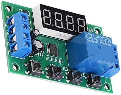 motore 24V cinghia leggera Display LED Timer regolabile Modulo interruttore di controllo automazione per elettrovalvola Rel/è temporizzatore YYC-2S pompa acqua