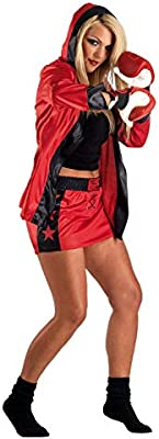 chiber Disfraces Disfraz de Boxeadora: Amazon.es: Juguetes y juegos