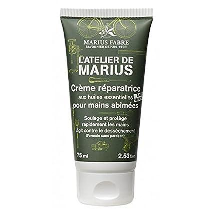 Marius Fabre 'L'atelier de marius' - Crème réparatrice pour mains abîmées - 75 ml 576