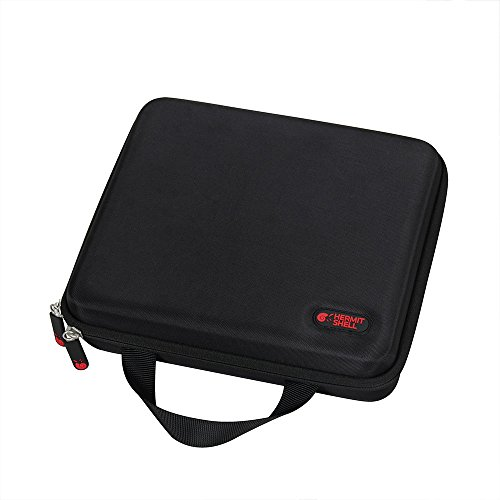 Universal Electronics Accessories Hard EVA Travel Carrying Case Bag 9.5
