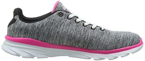 Skechers Go Fit TR Stellar Women's Trainers Sneaker fitness GOga Mat grey gris