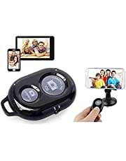 Bluetooth Camera Remote Control Shutter for iPhone & Android Camera, Wireless Camera Remote Control for iPad iPod Tablet, HD Selfie Clicker