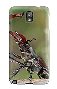 Andters LOBervC4065UwSKP Case Cover Galaxy Note 3 Protective Case Insect Free