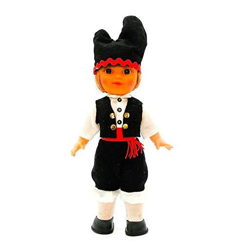 Amazon.es: Folk Artesanía Muñeco 25 cm colección Modelo Gallego o ...