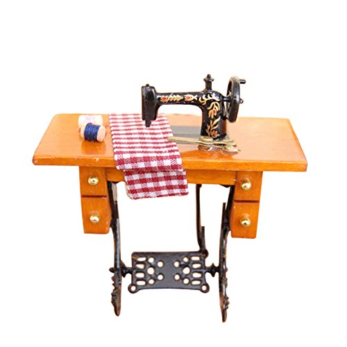 toy sewing machine wooden - 9