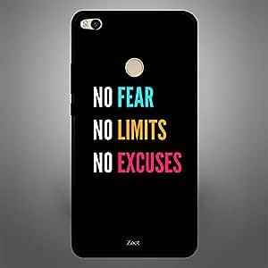 Xiaomi MI MAX 2 no Fear limits excuses