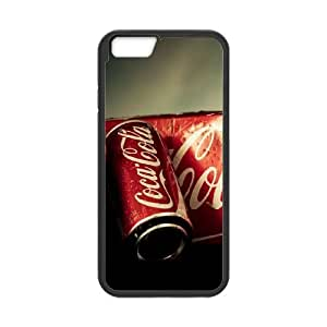iPhone 6 4.7 Inch Cell Phone Case Black Coca Cola S0380117