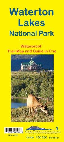 Waterton Lakes Nat'l Park, AB/BC (waterproof)