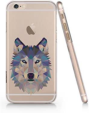 Wolves of the World (Green pattern) iPhone 11 case