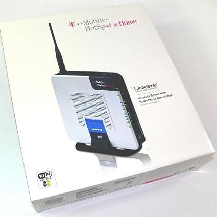 Amazon.com: Linksys WRTU54G-TM T-Mobile HotSpot @Home 54Mbps 802.11g ...