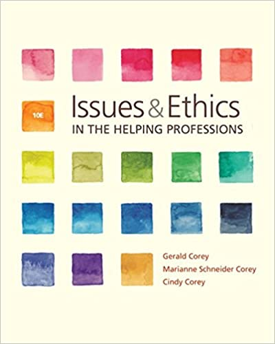 Issues and ethics in the helping professions mindtap course list issues and ethics in the helping professions mindtap course list 9781337406291 medicine health science books amazon fandeluxe Images