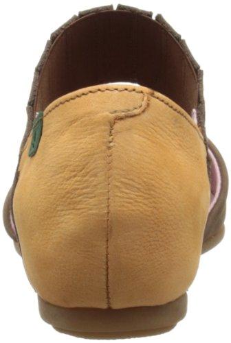 N030 Natura Skorpe Skinn Sandal Kvinne Coco-gresskar
