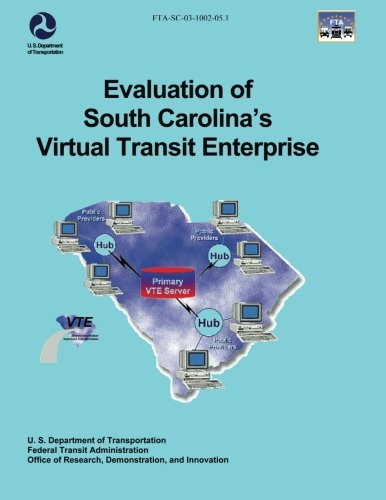 Evaluation of South Carolina's Virtual Transit Enterprise PDF
