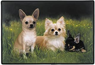 product image for Fiddler's Elbow Chihuahuas/Path Doormat